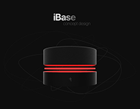 iBase Industrial Product Design Concept.