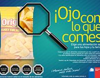 SELLOS GOBIERNO DE CHILE MDS