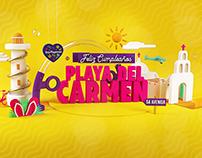Feliz Cumpleaños Playa del Carmen