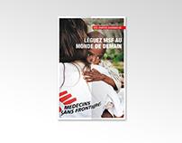 Léguer MSF au monde de demain