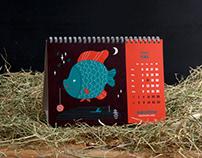 Mansurovo Tales calendar