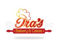 Ira's Bakery & Cakes Logo