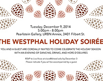 Drexel Holiday Invitation and Motion Graphic