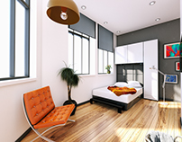 Student Apartment, test examples