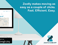Zootly A/B ads