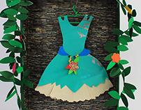 Vestido de Hada