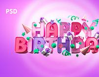 Happy Birthday Vol.5