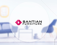 Branding Santian Furniture