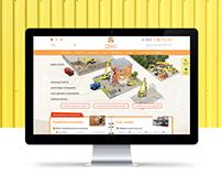 AKROSTROY | Web Design