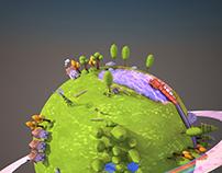 Little World - Pequeño Mundo