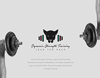 Dynamic Strength Training Branding