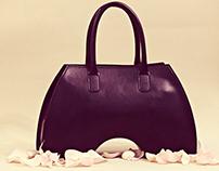 Leather purse concept - Le pont