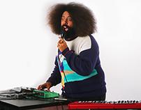 Reggie Watts Remix