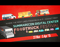 FoodTruck Festival @Summarecon Digital Center