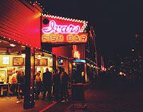 A Swig of Seattle - Visual Storytelling