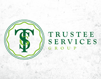 Trustee Services Group Logo Concept