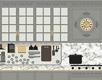 Classic Kitchen Concept