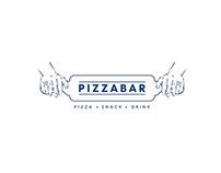 PIZZABAR品牌形象设计