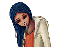 Character Design: Harper