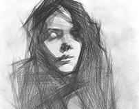 Woman portrait N13.