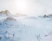 Winter Chalet - Interactive Public Demo