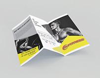 Gym / Fitness Brochure