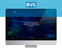 Official website for BVG software group