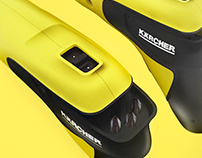 Electric screwdriver 'X' - Kärcher branded