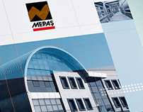 Catalog Design & Shooting / Mepaş Building