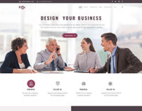 Riga - Business WordPress Theme
