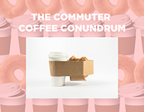 The Commuter Coffee Conundrum - Bagel & Coffee tool.
