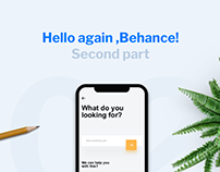 Hello again, Behance! Second part
