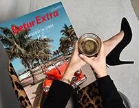 Setur Travel Magazine Design