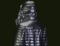 3D Down Jacket