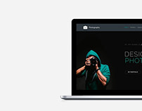 Photography WordPress Theme - Portfolio Presentations