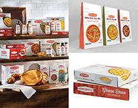 HoneyBaked Packaging Design