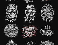 My hand-lettering
