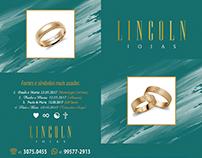 Folder Lincoln Jóias