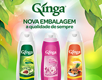 Ginga Familiar 750ml :: novos labels