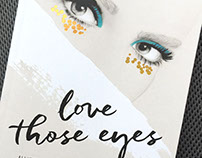 "Elisa Mazzone Illustrates ""Love those Eyes"""