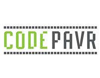 CodePavr Logo