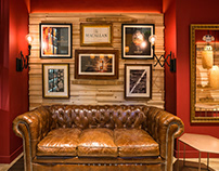 Interior Photography: Sala Macallan