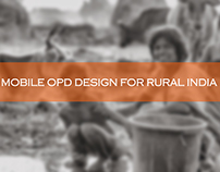 Mobile OPD Design for rural India