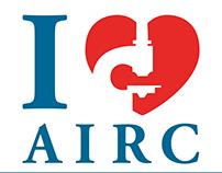 "AIRC campagna ""Nuovi soci"""