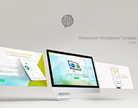 Web UX/UI Wordpress Template