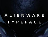 Alienware® Typeface
