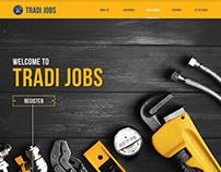 Tradi Jobs Website