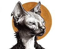 Fantasy Animal Portrait