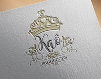 Criação de Logo Kaô Produções