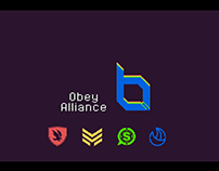 Obey Alliance 8-Bit Intro